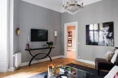 Квартира в Швеции, 60 кв.м  Добро пожаловать в уютную квартиру в старом районе Стокгольма. Здесь классика встречается с современностью, простота- с декоративностью, восток- с западом.