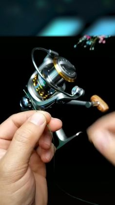 How to Tied the Line in the Spinning Fishing Reel reel Fishing Line Knots, Bass Fishing Tips, Fishing Rigs, Fishing Tools, Crappie Fishing, Sport Fishing, Ice Fishing, Fishing Equipment, Saltwater Fishing