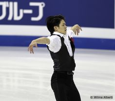 """There's been some rough couple of years for this young man from Japan, Takahiko Kozuka, but no one can take away from him the quality of his skating. 2011 World silver medalist, Takahiko had an inspired set of programs last season – a tango as his SP and a beautiful free program, to Andrea Bocelli's """"Io Ci Saro"""" – and finished the event in Shanghai on the 12th place."""