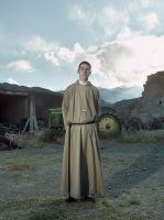 Monk photography - Beautiful Sky beackground