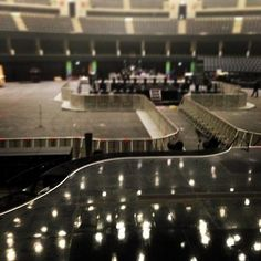 Mrs Carter Stage  In Glasgow 2014