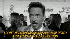 32 Reasons Robert Downey Jr. Is The Most Perfect Man In The Universe.