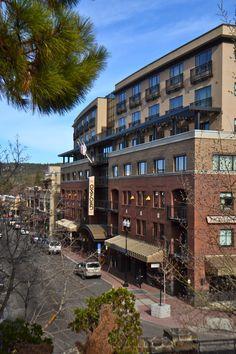 Downtown Bend Oregon.  http://www.maureenkohal.hasson.com