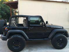 Jeep Wrangler Lifted, Jeep Rubicon, Jeep Jk, Jeep Truck, Jeep Wrangler Sahara, Wrangler Jk, My Dream Car, Dream Cars, Adventure Jeep