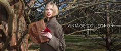 """ABURY Vintage - Until the end of March enjoy off the Vintage Collection and, for each Bag sold, will go directly to the """"WOMEN'S EDUCATION"""" project on Betterplace. Affiliate Partner, Never Grow Old, Vintage Handbags, Handmade Accessories, Fair Trade, Vintage Leather, Leather Bag, Vintage Fashion, Lifestyle"""