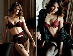 Women Secret Fall/Winter 2013-2014 Collection  #lingerie