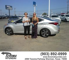 I love my new 2016 Hyundai Elantra!!! Mike Burdette was very helpful throughout the buying process. Having worked for Hyundai for 11 years, he was very knowledgeable about all the different features and options available. I upgraded to the Ultimate Package; so I am really looking forward to leather seats, navigation, and the sunroof. Fuel efficiency is an added bonus! More money for shopping:) I can't wait to drive my new car!  Allison Kitchen Thursday, August 06, 2015