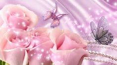 Butterfly Wallpaper, Flower Wallpaper, Hd Wallpaper, Desktop Wallpapers, Butterfly Background, Rose Background, Rose Pictures, Rose Photos, Flower Wall Decor