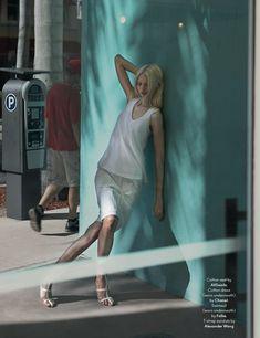nastya kusakina par Blommers & Schumm pour un autre printemps / été 2013 | optimisme visuelle; éditoriaux de mode, des spectacles, des campagnes et plus!