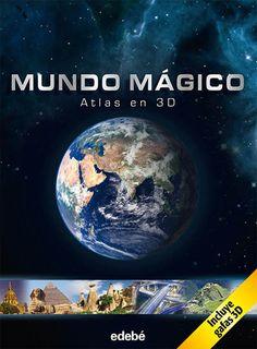 Mundo mágico atlas en 3D, £9.99