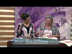 Mulher.com 24/06/2014 - Termofix Tulipas por Marcia Caires - Parte 1 - YouTube