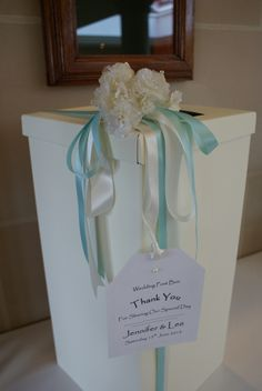 Wedding post box Wedding Post Box, Wedding Boxes, Wedding Day, Event Ideas, Event Decor, Wedding Events, Weddings, Party Central, Card Boxes