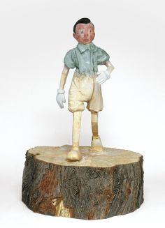 Pinocchio Jim Dine