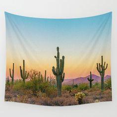 Desert / Scottsdale, Arizona Wall Tapestry