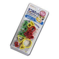 Picnic DECO Bento Set ~ Baran & Furikake Stencil & Food Shaper  #bento #弁当 #lunchbox
