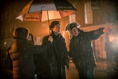 My interview with Sherlock cinematographer Steve Lawes.