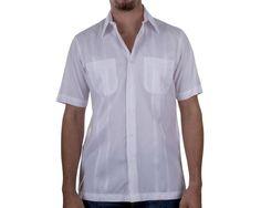 Camisa Manga Corta Yale Blanca | Coppel