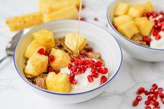 夏のフルーツといえばお料理にデザートにパイナップルをおいしくアレンジしてみよう