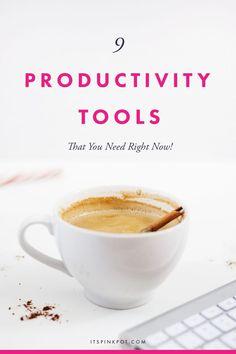 Productivity-tools-entrepreneurs-bloggers