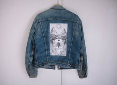 Image of M- MINDWERL x Denim Vintage Levi's