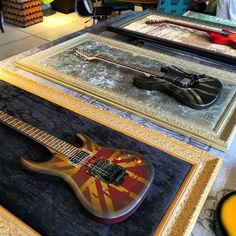 Guitar Hanger, Guitar Wall, Guitar Room, Guitar Display Case, Guitar Storage, Home Studio Setup, Deco Studio, Recording Studio Design, Acoustic Panels