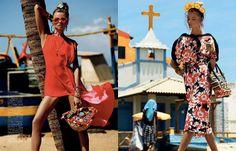 Vogue Japan - I'LL BE AT THE BEACH