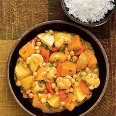 No-Hurry Vegetable Curry