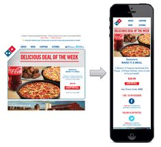 Responsive email design: 10 great examples | Econsultancy