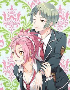Binan Koukou Chikyuu Bouei-bu LOVE! - Ryuu and Io