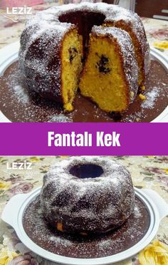 Fantal kek puff pastry cake with a cream layer topped with berries dessert puffpastry berries wreathcake easyrecipe Delicious Cake Recipes, Yummy Cakes, Snack Recipes, Dessert Recipes, Yummy Food, Dinner Recipes, Cakes Plus, Chocolate Mousse Recipe, Light Snacks
