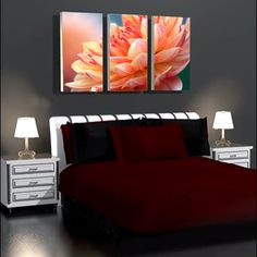 Looking for an other way to decorate your wall? Try our impressive and quickly changeable Magframe Multipanel! www.magframe.nl