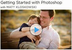 Download Getting Started with Photoshop with Matt Kloskowski