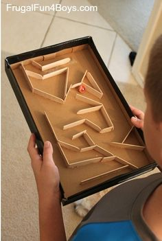 Create your own marble run