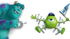 Sulley and Mike HD