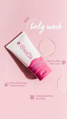 Web Design, Graphic Design, Packaging Design, Branding Design, Cosmetic Design, Ads Creative, Motion Design, Coconut Water, Body Wash