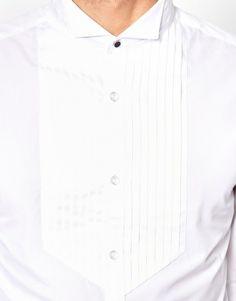 River Island Premium Shirt at ASOS. River Island, Asos Men, Shirt Dress, Mens Tops, Shirts, Shopping, Fashion, Dress Shirt, Moda