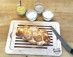 Kochen mit Brot - Teil 5: Brioche-Apfel Dessert | Brot und Gebäck aus Österreich - Haubis Pretzel Bites, Bread, Food, Brioche, Apple, Kochen, Food Food, Recipes, Breads