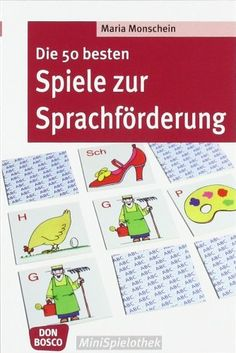 Die 50 besten Spiele zur Sprachförderung / Maria Monschein | Westend Für Eltern…