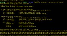 The Binary String Toolkit or BST for short is a rather simple utility to convert binary strings to various formats suitable for later inclusions in source codes such as those used to develop exploits in the security field.