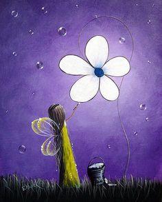 Daisy Fairy  By Shawna Erback