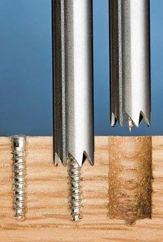 Rockler Woodworking Screw Extractor