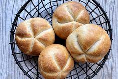 Hamburger, Bread, Pizza Baguette, Pasta, Fitness, Tips, Pastries Recipes, Chef Recipes, Brot