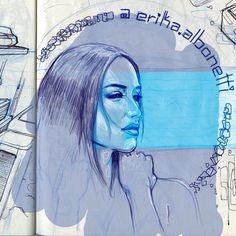 @erka albonetti  design by me SKETCHBOOKPRO #YDOGUIDODESIGN DESIGN BY ME