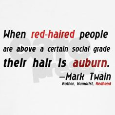 red head quotes | ab...