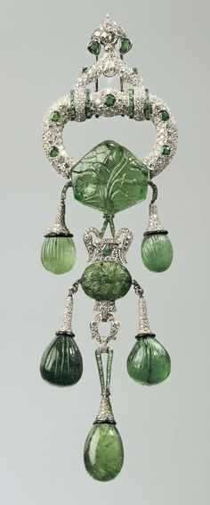 Cartier 1920's created in London for Marjorie Merriwether Post