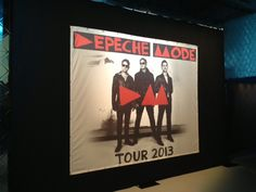 The official tour poster.
