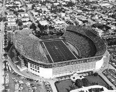 Miami Orange Bowl original home to Miami Dolphins and The Hurricanes