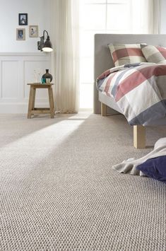 Seeking a brand-new bedroom carpet? Carpetright has a wide range of colours, designs and also patterns to suit every budget. Sight online currently and also be motivated. #bedroomideaswithcreamcarpet