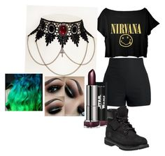"""""""Untitled #16"""" by scarlero on Polyvore featuring Timberland"""