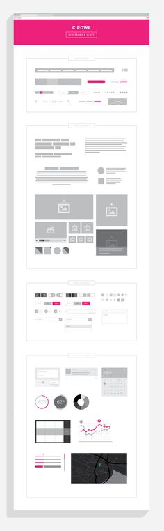Free Smarter Wireframe and UI Kit